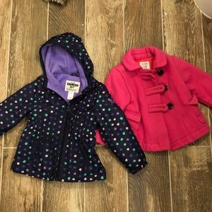 Other - LOT (Both included in price) Baby Coats